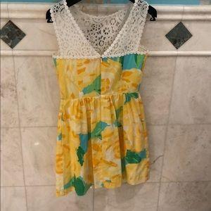 Lilly Pulitzer Dresses - Lilly Pulitzer Mini Dress